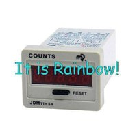ac accumulator - AC V No Voltage Input Digits LED Display Accumulator Counter