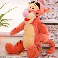 baby tigger - 35cm New pattern Tigger bear plush toy tiger baby doll gift wedding supplies lovely birthday gift lovers