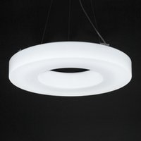 Wholesale New arrival New style designer pendant lamp Indoor Living Room dining room Brief modern Ring acrylic pendant light P382 C