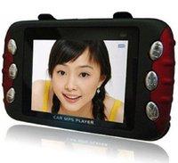 Cheap 4GB 2.4 inch LCD FM TRANSMITTER CAR MP3 MP4 MP5 AVI Player
