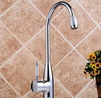 appliance pulls - Luxury modern Kitchen sink Faucets mixer degree Hot and cold spigot single handle kitchen appliance