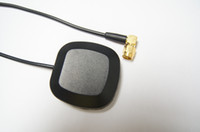gps active antenna - 50pcs GPS active antenna with SMA angle right connector with M cable with dbi gain