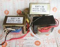 audio transformer wiring - New Copper wire v to v Transformer EI57 w Transformer Audio amplifier active speaker mah hz