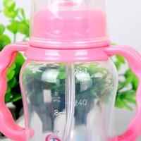Wholesale 280ML PP Material Cheap Baby feeding bottle AUTOMATIC pipette infant milk bottle newborn nursing bottle baby s bottle feeder
