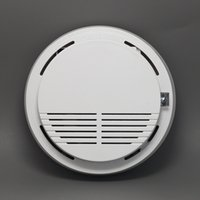 Cheap Wireless Smoke Detector sensor for Wireless GSM Alarm System Fire Alarm for House Residence Security