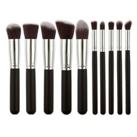 Wholesale S5Q Premium High Grade Professional Makeup Brushes Cosmetic Facial Tools AAAFSX