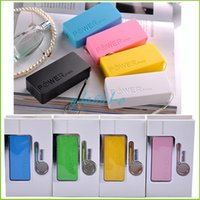 Cheap 5600mAh power bank Best Mobile Power 5600mAh