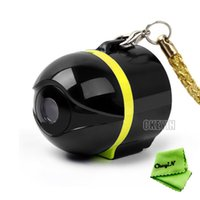 Wholesale Wireless Ball cameras Mini Wifi Hidden IP Surveillance camera support connection Phone and PC