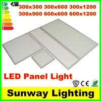 Cheap CE UL 600x600 LED panel lights 36w 48w Led Ceiling panel Light Warm White White Led ceiling lamps AC85-265V Indoor LED Panel Lamps