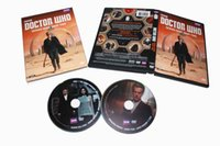 Wholesale Hot selling Doctor Who Series Seasons Disc Set Boxset US Version New DHL
