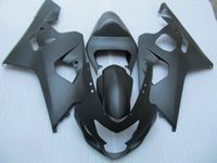 gsxr 600 fairing - Injection mold Fairing kit for SUZUKI GSXR600 GSXR600 GSXR750 K4 GSXR Matte black Fairings kit Gifts SV12