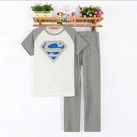 mens sleepwear - 2014 New Arrival Mens Bath Wear Men Pajamas Sleepwear Set Males Pajamas Sets Long sleeve Nightwear