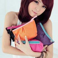 Wholesale Fashion Korean Women Lady s Makeup Case MP3 Phone Cosmetic Storage Pouch cosmetic bag organizer A handbag