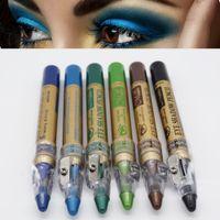 beautiful eyeshadow makeup - colors Cosmetic Menow P12008 Nature eyeshadow pencils with sharpener colors makeup for Beautiful women