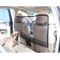 Wholesale Superior Car pet fence Adjustable install Car Pet Dog Safety obstacles Pet protection Pet travel goods