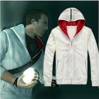 basketball jackets - Assassins Creed jacket winter cotton mens hoodies d sweatshirts basketball hoodies hip hop tracksuit