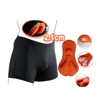 Wholesale 2015 Cycling Shorts Men Mountain Bike Underwear Gel D Padded Bicycle Shorts Pants Black riding underpants