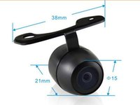 Wholesale 12V degress Mini Color CCD Reverse Backup Car Front Rear View Camera Night Vision
