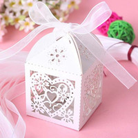 Wholesale New Design Hot Sale Wedding Favor quot Leaves quot Wedding Favors Box Individual Design For And Retail With