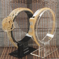 Wholesale of Acrylic hairband headband display holder hairpin display stand hair jewlery display holder headband Showcase
