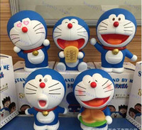 Wholesale Hot Sale cm Anime Cartoon Doraemon Stand By Me Anniversary PVC Action Figure Collectible Model Toy Doll