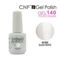 Wholesale Sweet Colors Nails - Sweet Colors CNF Gelish Soak Off UV LED Nail Polish Gel ( 2 BaseCoat+ 1 TopCoat+25pcs Nail)