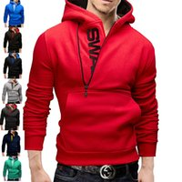 Wholesale Autumn And Winter Men s Cotton Hoodies Dress Cardigan Coat Mens Sports Casual Sweatshirt Slim Fit Jackets Outerwear