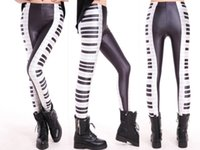 Spandex spandex leggings - Women leggings with piano designs nightclub fashion sexy women leggings antiseptic absorbent leggings polyester spandex