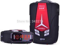 Wholesale Latest Version Conqueror GoldMars GT Radar Detector Original GT Upgrate Car Detector Russian Voice