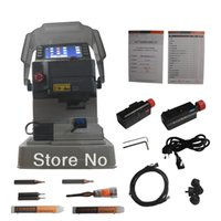 Wholesale 2014 New Arrival IKEYCUTTER CONDOR XC Master Series Key Cutting Machine Free DHL TNT UPS