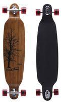 long board - Lovesporter Professional quot Drop Through Longboard Complete Skateboard Cruiser Board Double Kick