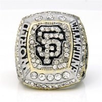 championship ring - New Arrival MLB Championship Giants World Series Rings High Quality Classic Rings Customed Championship Rings Fine Sport Jewelry