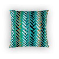 accent pillows blue - Blue print Pillows Decorative Throw Pillow Cover Home Decor Accent Pillow Sofa Cushion Cover CM x CM