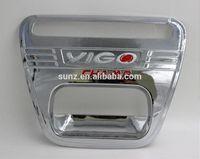 Wholesale TOYOTA HILUX VIGO Toyota pick up full chromed kits car accessories NEW CHROME ACCESSORIE accessories mazda