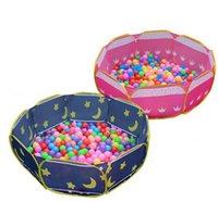 kiddie pool - Baby Kiddie Fabric Play Game Pit Ball Pool Children Playpens Playhouse Play Tent Toy tienda corralito teatro