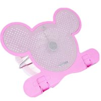 Wholesale Fashion Cute Cartoon Mouse Mickey Computer Heat Sink Ultra Thin Laptop Radiator Fan Cooling Base Notebook Computer Cooler Pads Mute Holder