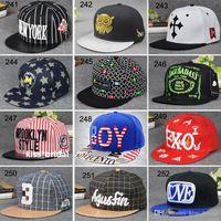 Wholesale New Brand Men Hip Hop Fashion Snapback Hats Basketball Caps Hats Leopard Hater Snapbacks Adjustable Hats Caps Mixed Styles