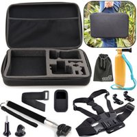 basic digital camera - GoPro Hero HD Basic Kit Bag Chest Mount Monopod Pole Floating Grip