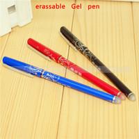 Wholesale 2015 New Stationery erassable unisex pen erasable pen unisex pen