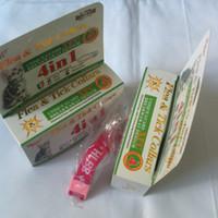 tick repellent - Harley Baby Anti Fleas Ticks Mosquitoes Collar Cat Flea Repellent Collars with Individual Packing