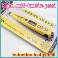 advanced electrical wholesalers - New AC DC V Advanced digital multi function sensor test pencil test electrical RT D99 Blu ray
