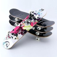 Wholesale 2015 for Penny Penny Board Patines Sale Rushed Double Rocker Child Patins Professional Skate Scooter Up Skateboarding Road Plate toycity