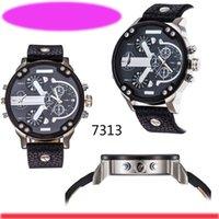 Men's best military watch - Best Selling Men s atmos Clock Leather Strap Watches Full Men Watch Steel Military Quartz Men s sports Wristwatch Men s Watches