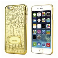 crocodile skin - Hot crocodile skin leather Case for iphone s plus luxury cover for samsung galaxy s5 s6 edge note