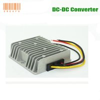 Wholesale High Efficiency DC DC Converter V TO V A W Waterproof Car Power Supply