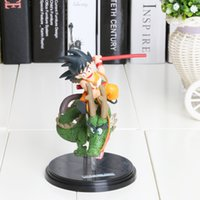 12-14 Years art actions - Dragon Ball Z fantastic arts action figure toy Gokou Shenron set collection