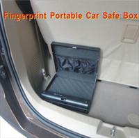 Wholesale MS550 Micro Vault Portable Mini Metal Storage Car Safe Box