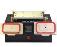Wholesale 3 in Multifunction Bezel Middle Frame Separator Machine Preheater Station Vacuum LCD Separator for Samsung LCD Refurbish repair tools