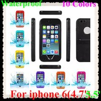 Cheap iphone 6 Waterproof case Best iphone 6 red pepper case