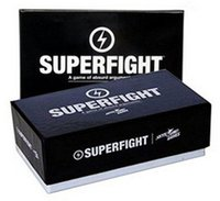 Wholesale 2015 Hot New SUPERFIGHT Card Core Deck Superfight card game bundle Super fight super card game online